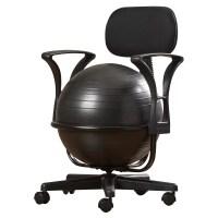 Symple Stuff Exercise Ball Chair & Reviews | Wayfair