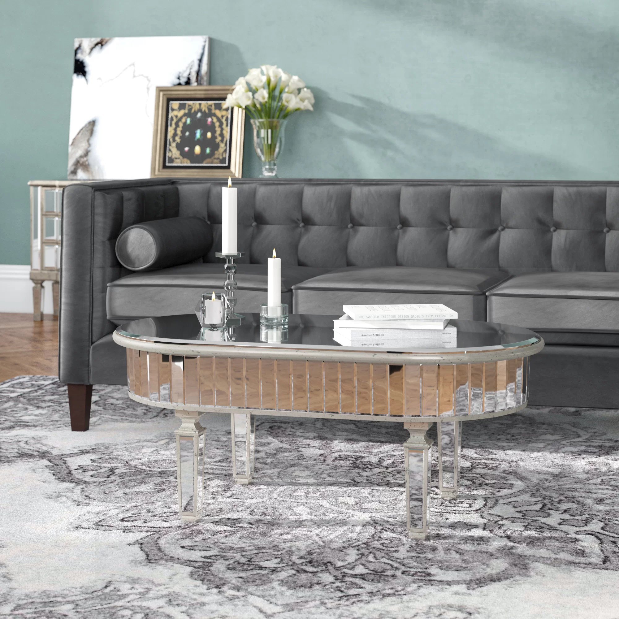 Couchtisch Canora Loretta Coffee Table