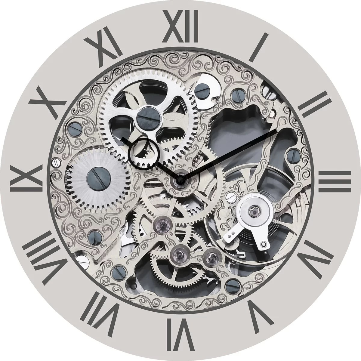 Wanduhr Glas Modern Eurographics | Wayfair.co.uk