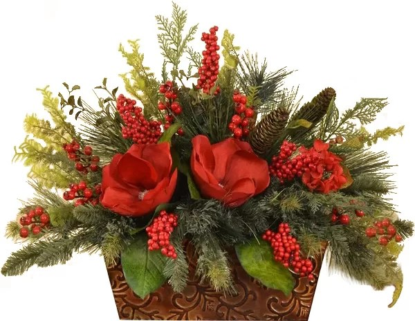Christmas Centerpieces Youu0027ll Love Wayfair - christmas floral decorationswhere to buy christmas decorations