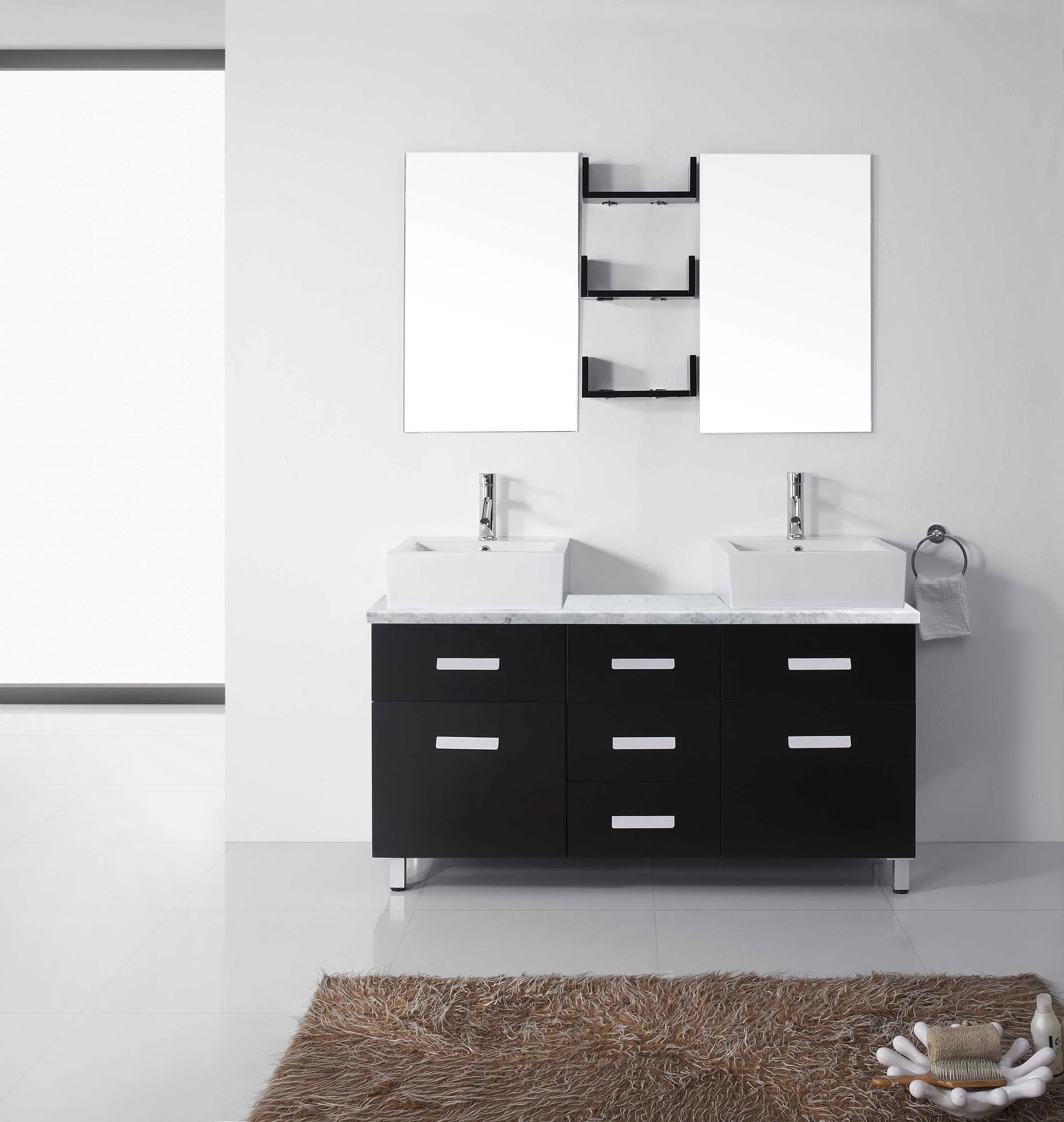 56 Bathroom Vanity Azaiah 56