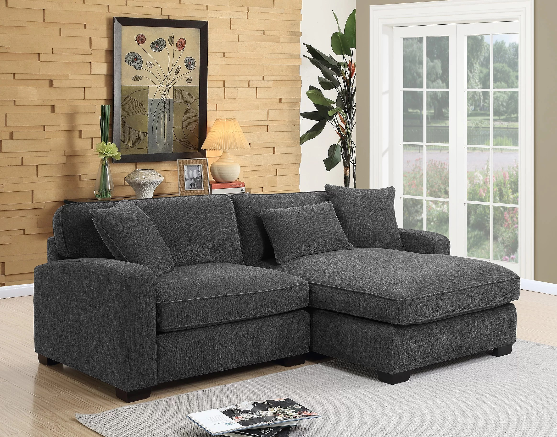Chesterfield Sectional Sofa Chesterfield Reversible Sectional