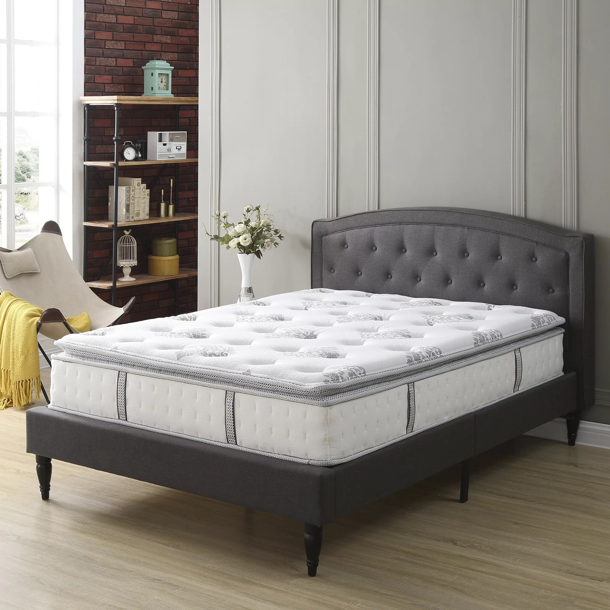 Land Of Beds Reviews Classic Brands Mercer 12