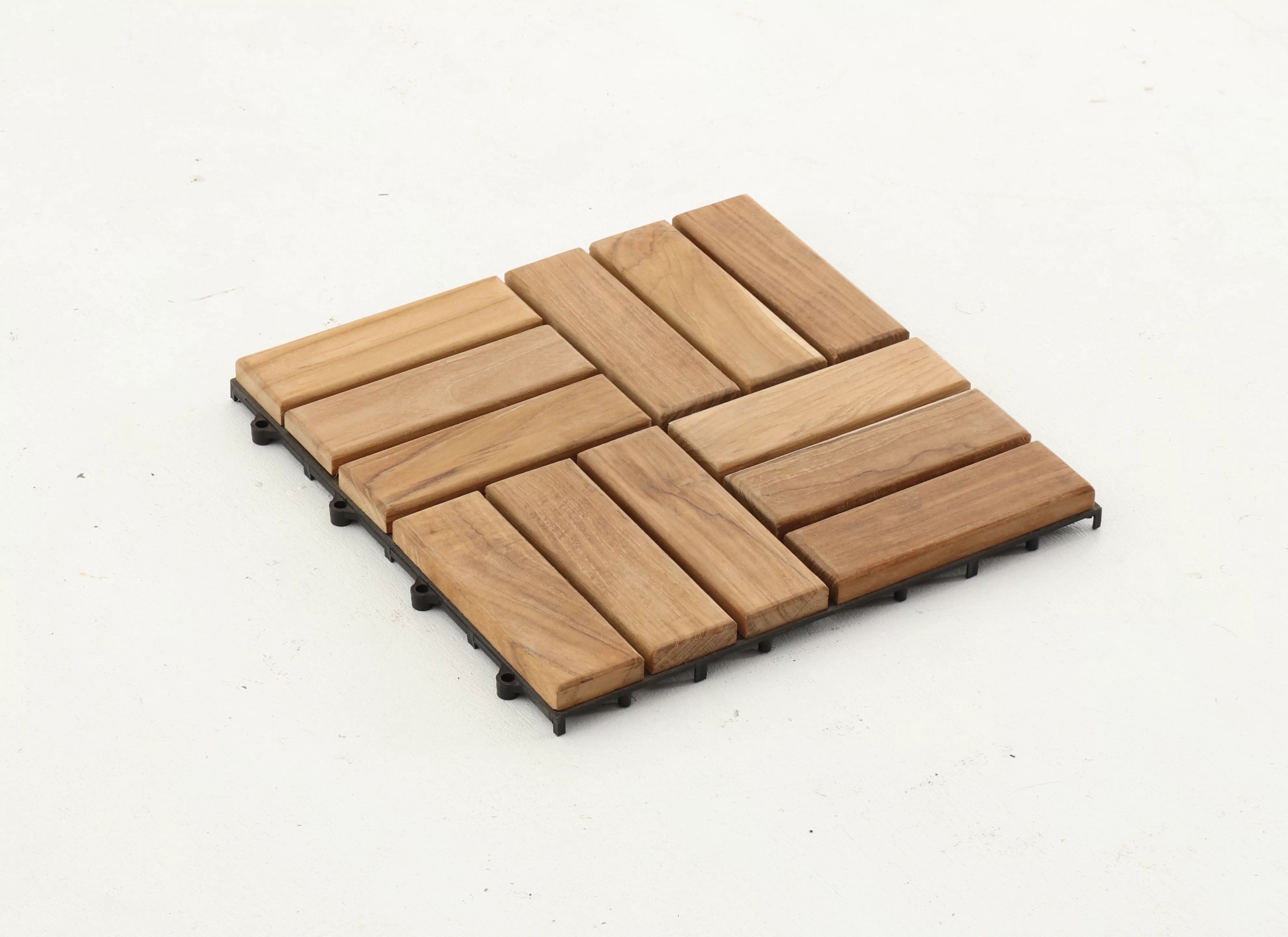 Interlocking Deck Tiles 11 8