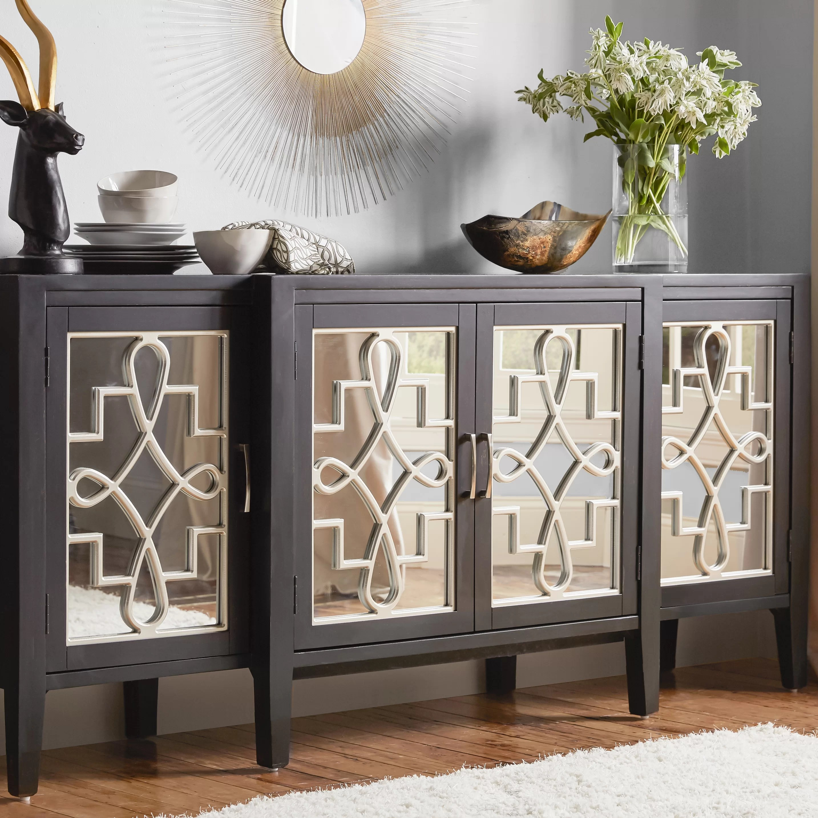 Designer Sideboards Beesley Buffet Table