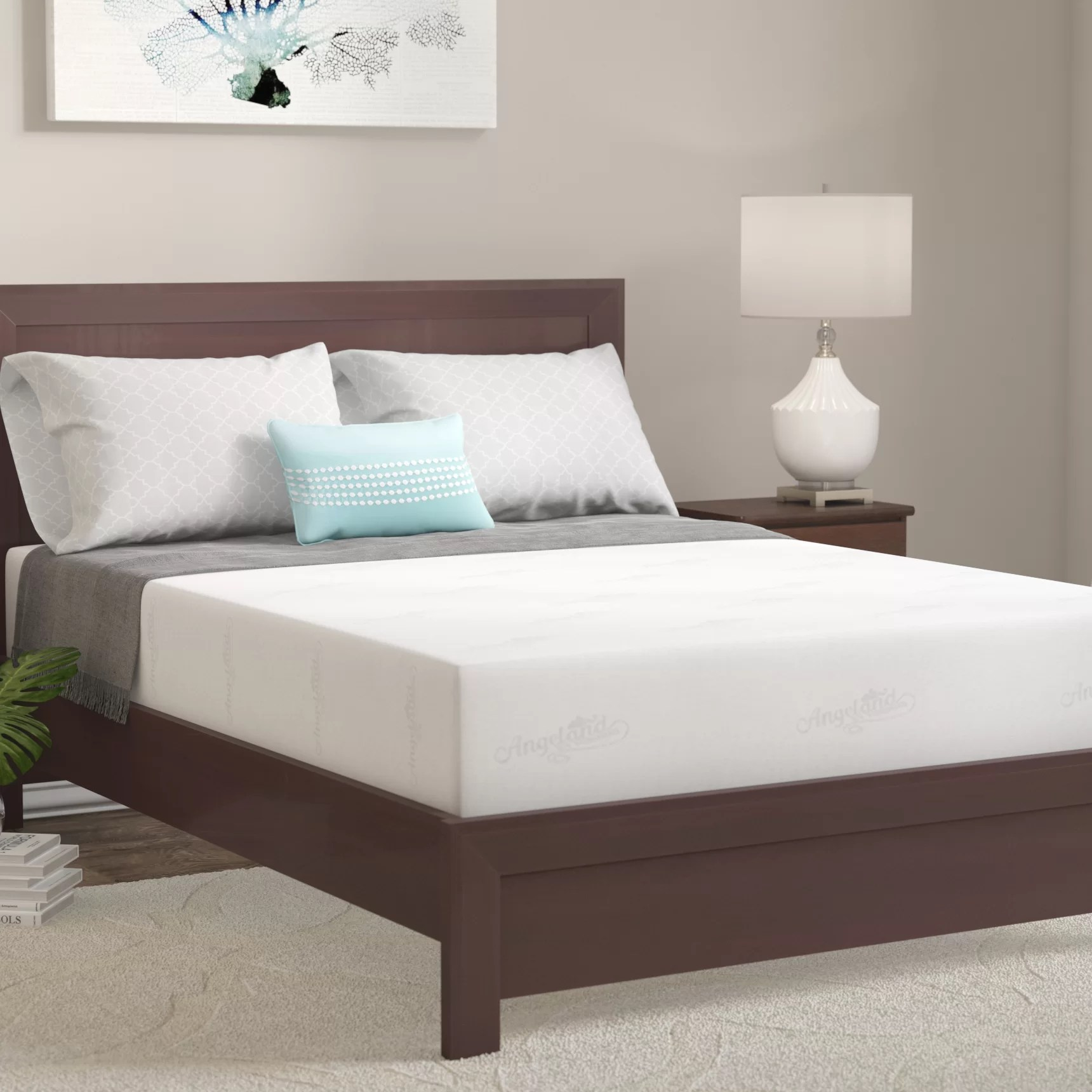 Beds Memory Foam Mattress 10