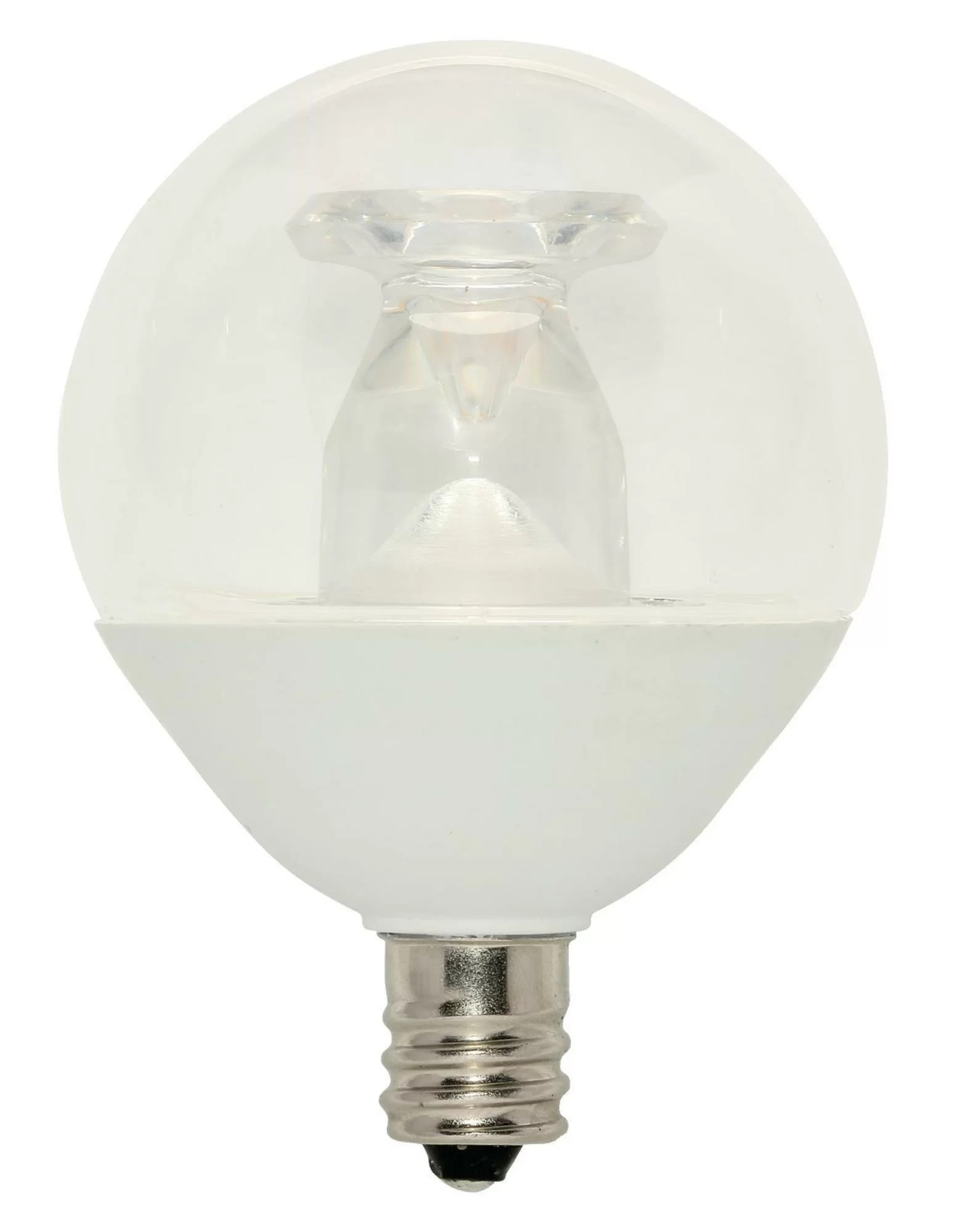 60w Light Bulb 7 Watt 60 Watt Equivalent G16 5 Led Dimmable Light Bulb Warm White 2700k E12 Base