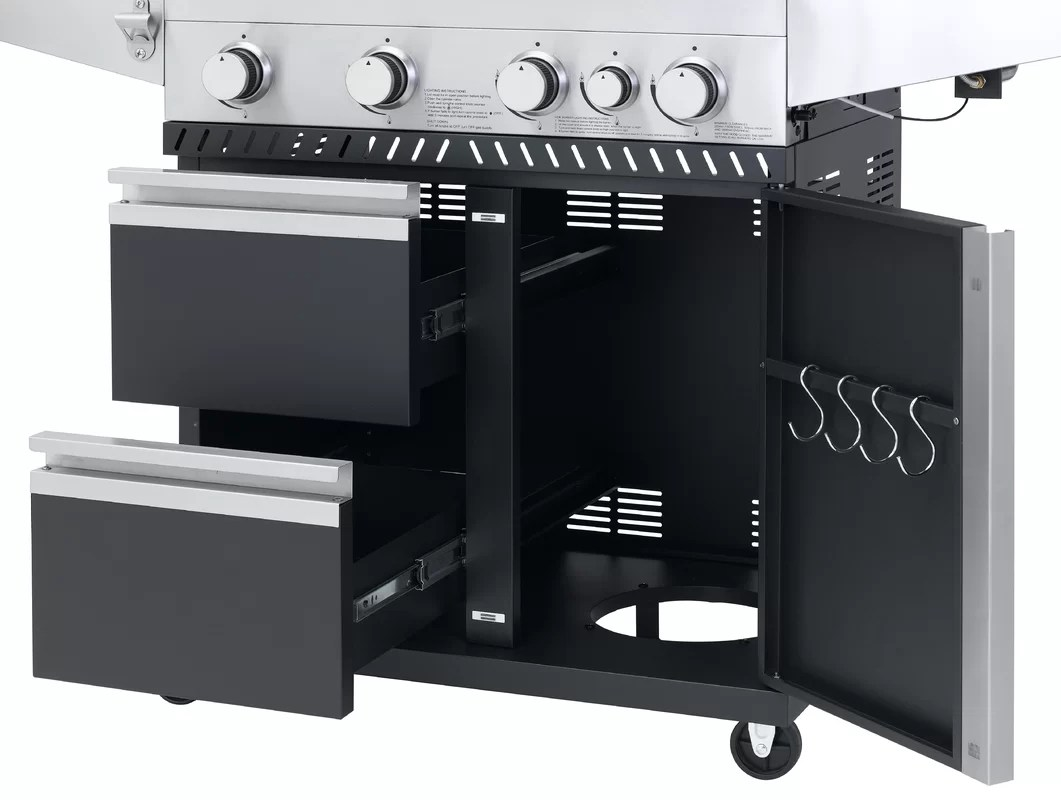 Outdoor Küche Mit Gasgrill Und 4 Brenner Utah : Outdoor küche mit gasgrill und brenner utah beefeater bbq