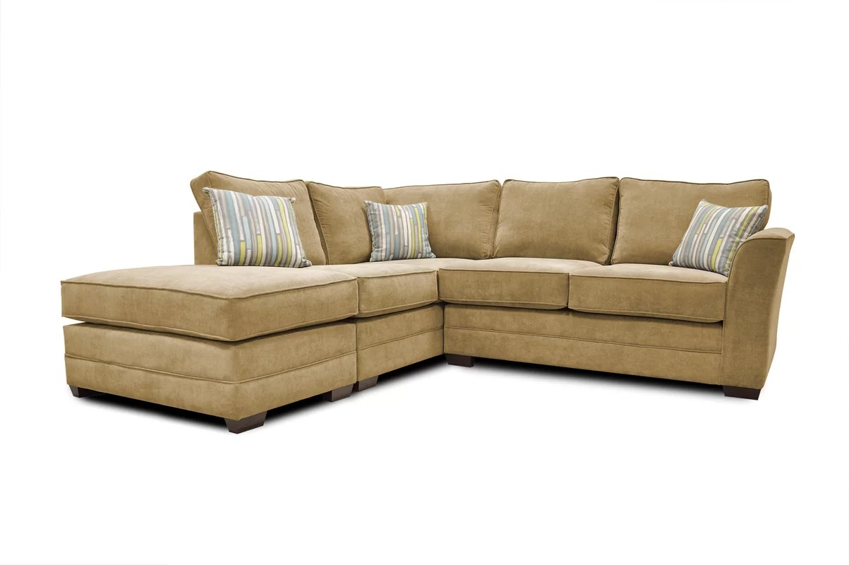 Sofa Factory Albany Corner Sofa Reviews Wayfair Co Uk - Factory Outlet Sofas Uk