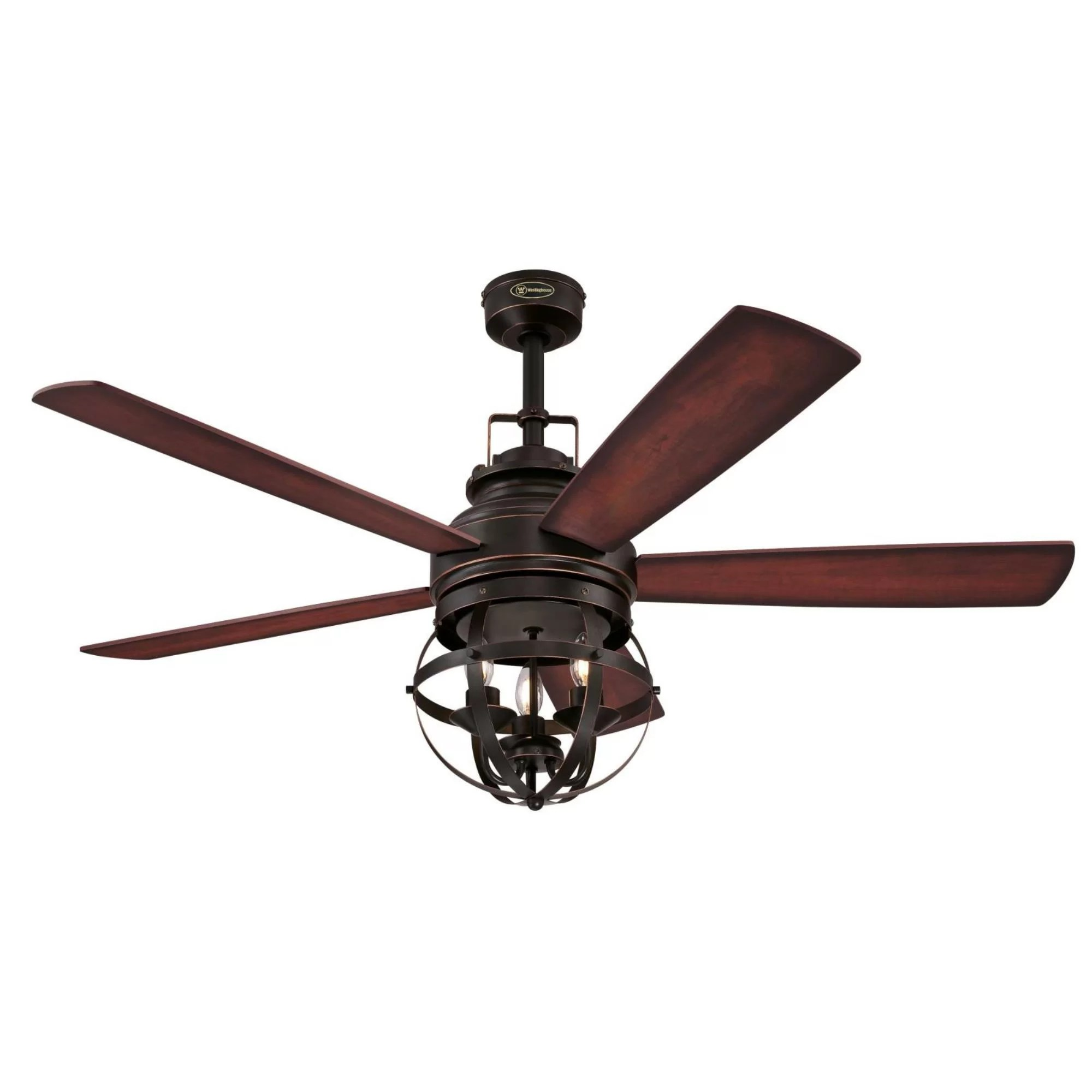 Industrial Style Ceiling Fans 52