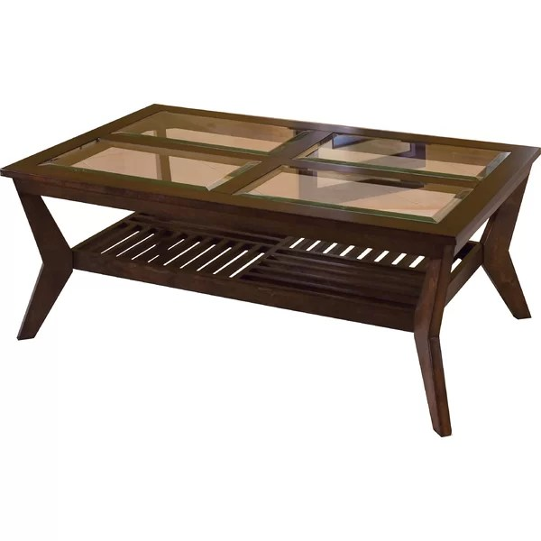 Standard Furniture Norway 3 Piece Coffee Table Set \ Reviews Wayfair - 3 piece living room table set