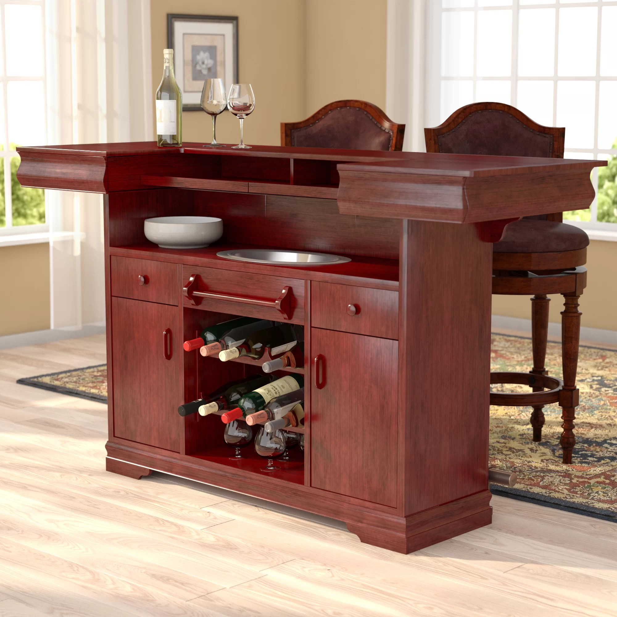 Home Bar Furniture Garrard Home Bar