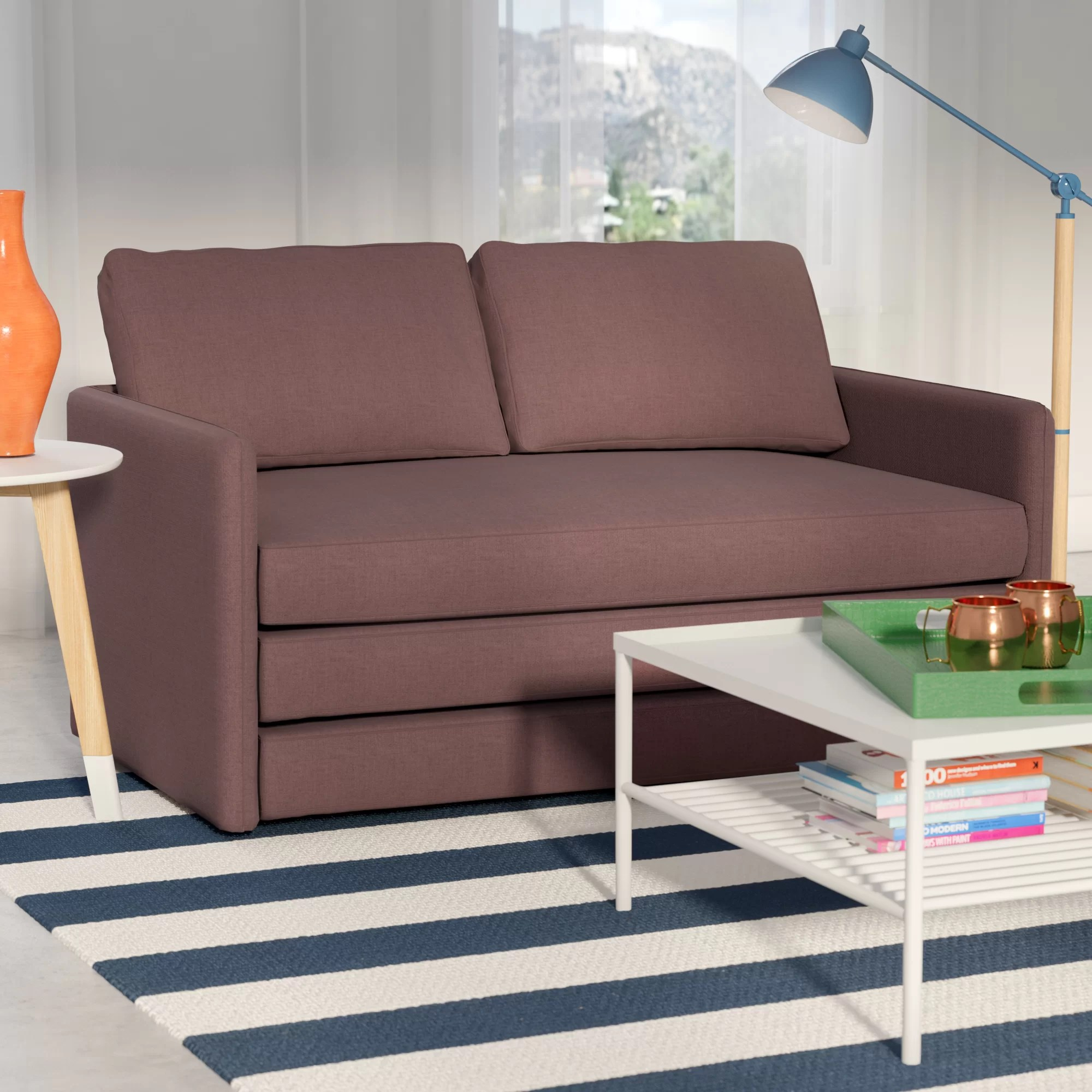 Sofa Bed Express Delivery Earl Reversible Sleeper