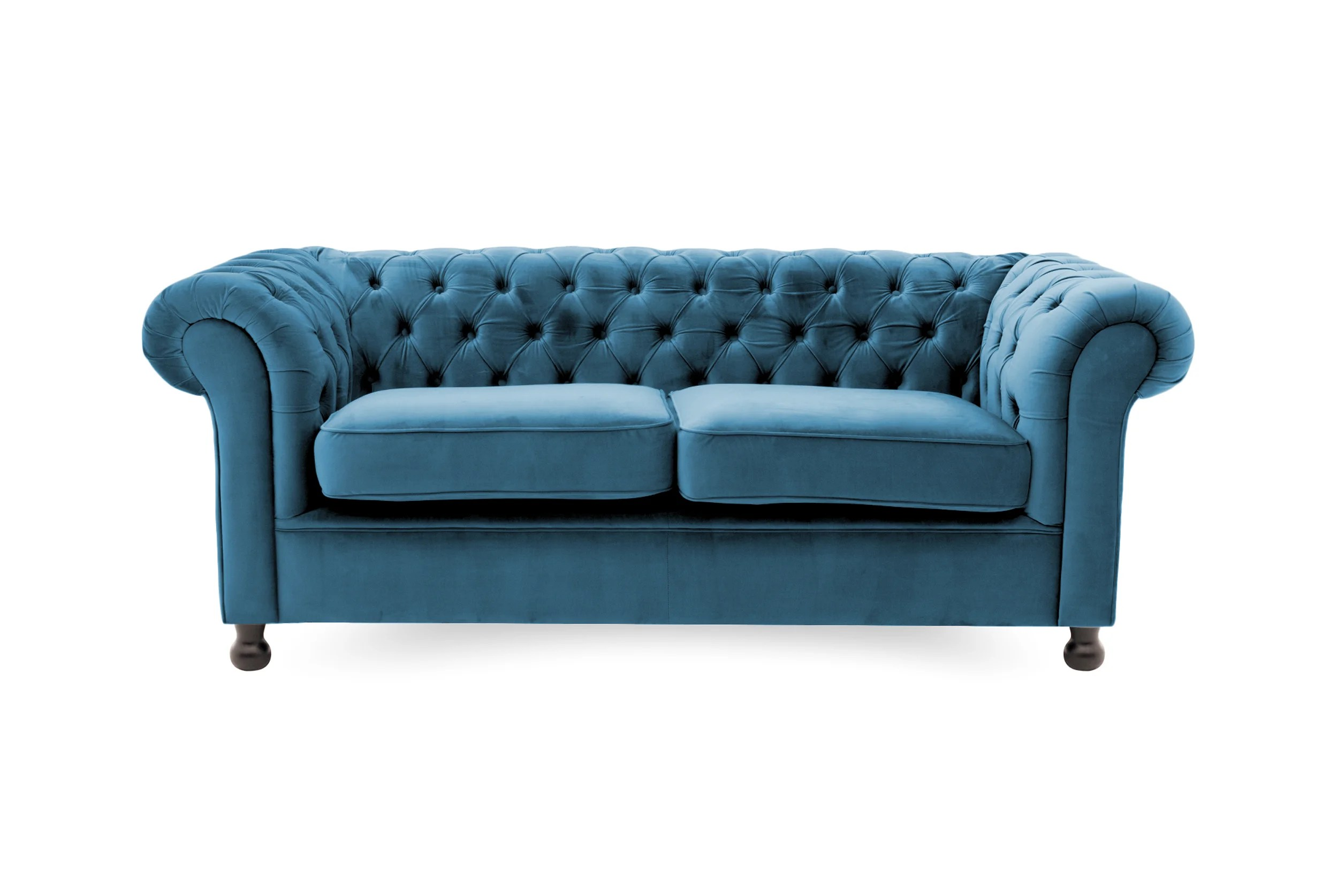 Chesterfield Sofa Online Uk Higby 3 Seater Chesterfield Sofa