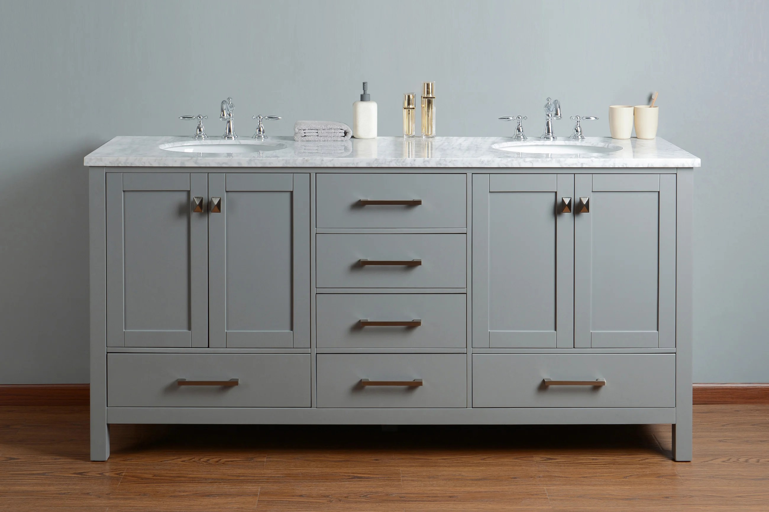 Bathroom Vanity 72 Double Sink Ankney 72
