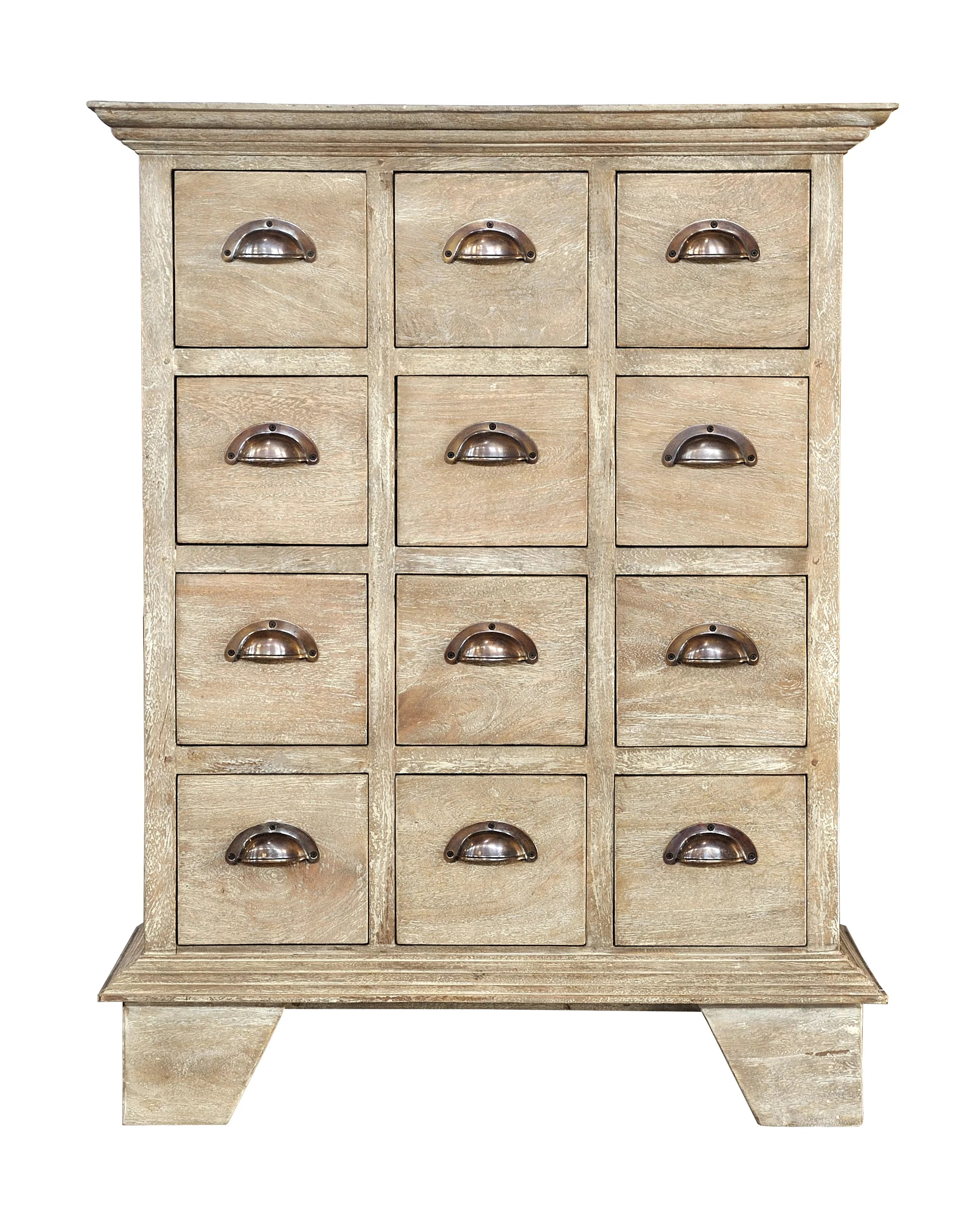 12 Drawer Chest Of Drawers 12 Drawer Accent Chest