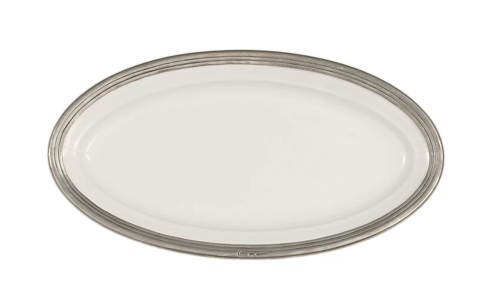 Arte Italica Medici Canisters Tuscan Oval Platter
