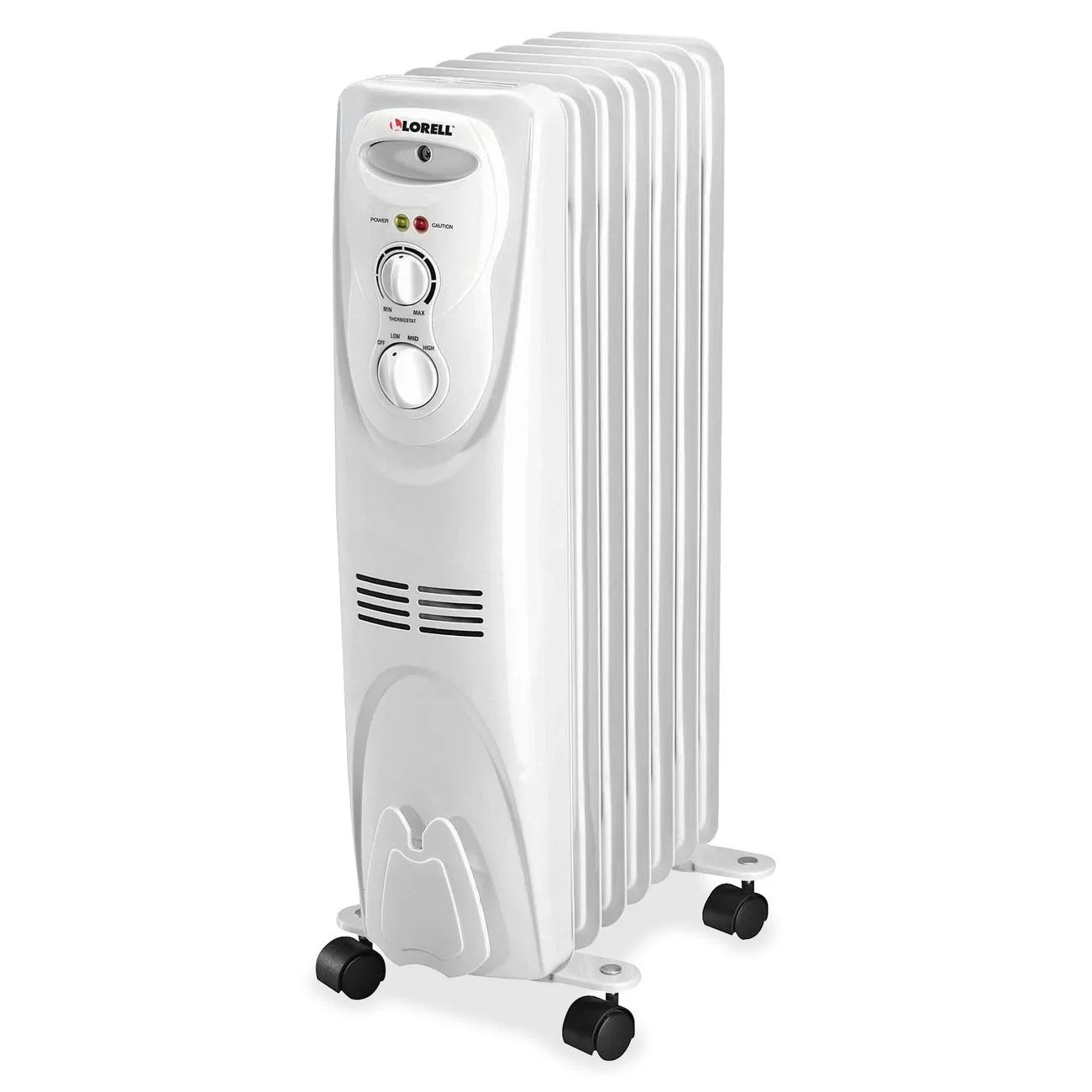 Wattage Radiator 1 500 Watt Oil Filled Radiator Space Heater