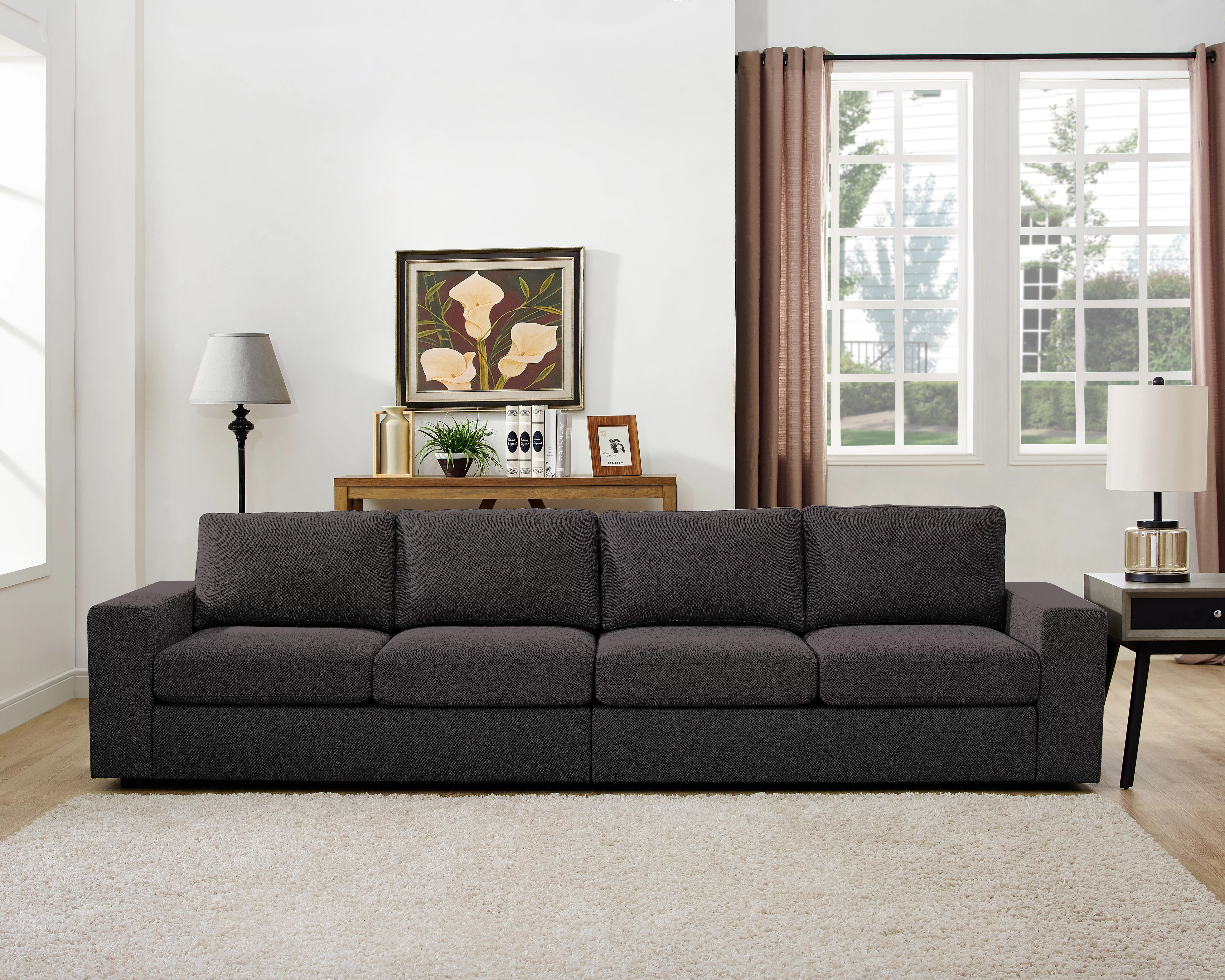 Cheap Modular Lounges Gosnell Modular Sofa