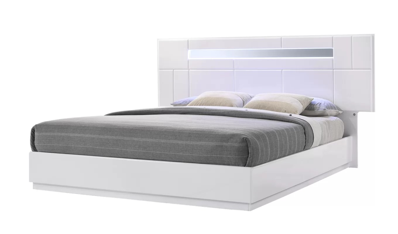 Bed Stores Adelaide Wade Logan Adelaide Platform Bed And Reviews Wayfair