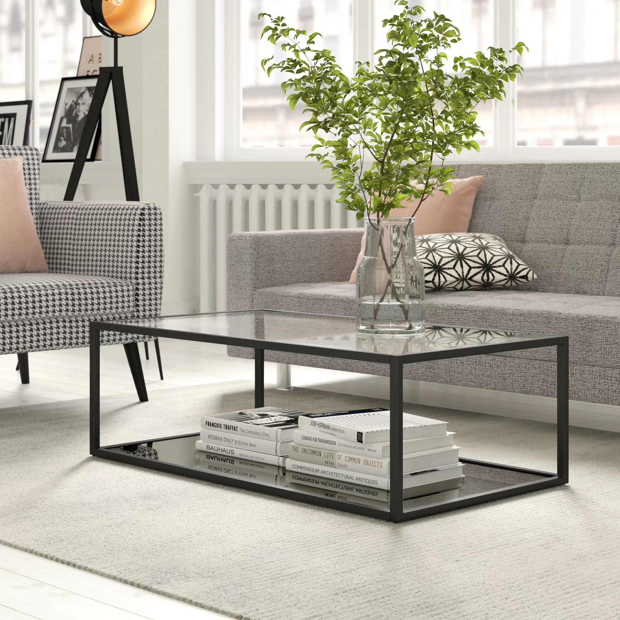 Couchtisch Strike Werkstadt Andarayan Coffee Table With Storage