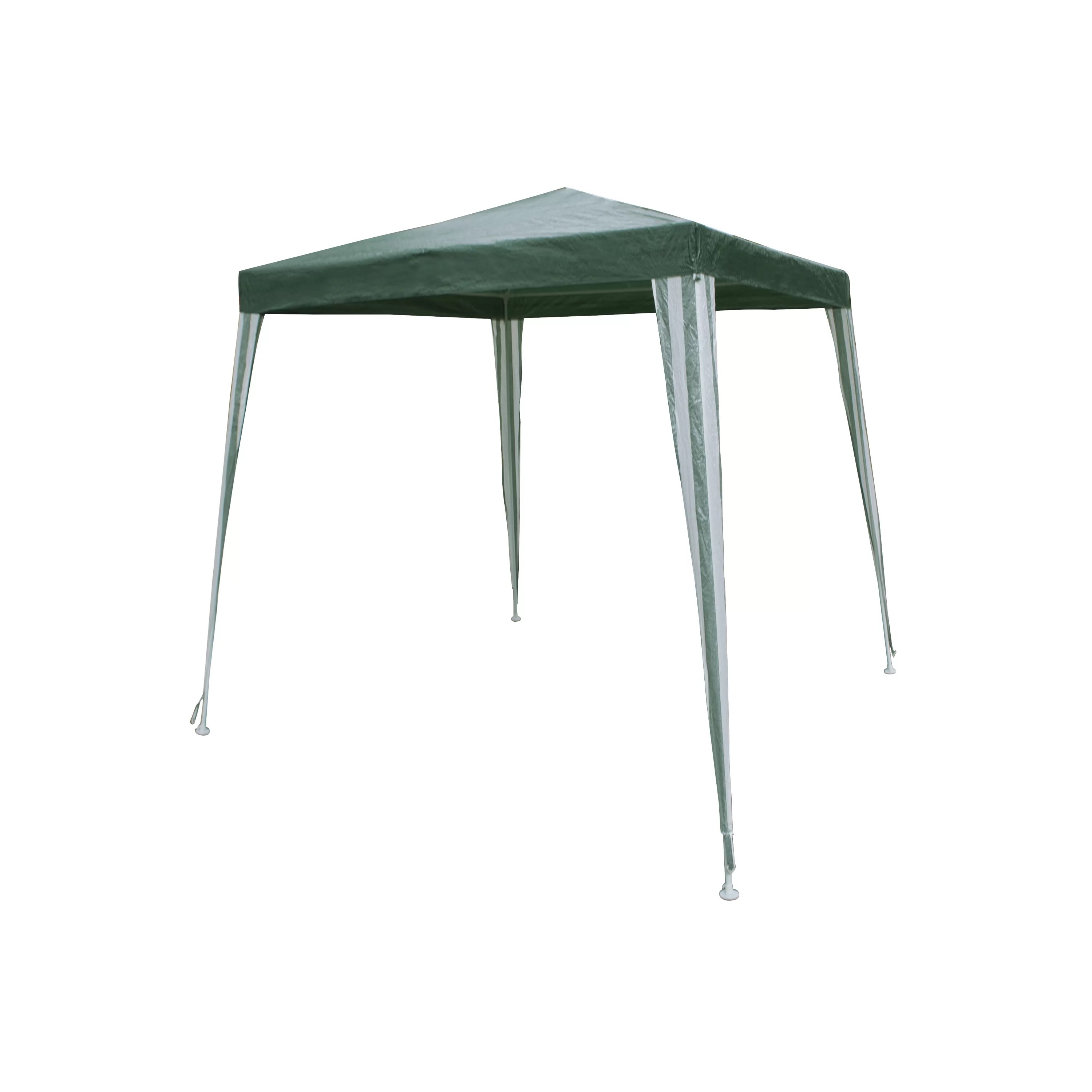Pop Up Canopy 7 Ft W X 7 Ft D Metal Pop Up Canopy