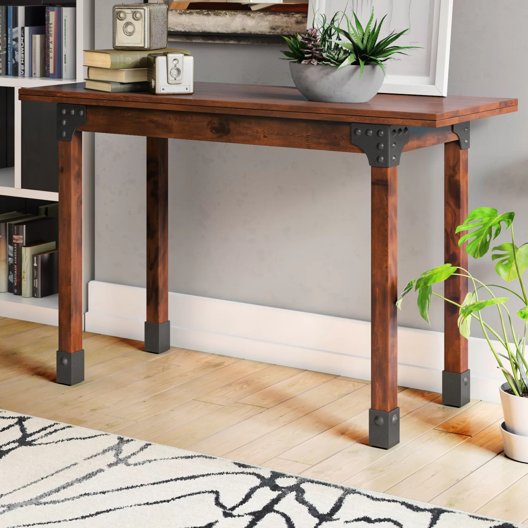 Small Dining Table Millicent Extendable Dining Table