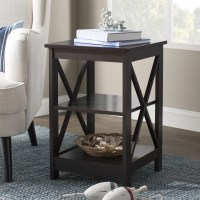 Beachcrest Home Stoneford End Table & Reviews   Wayfair