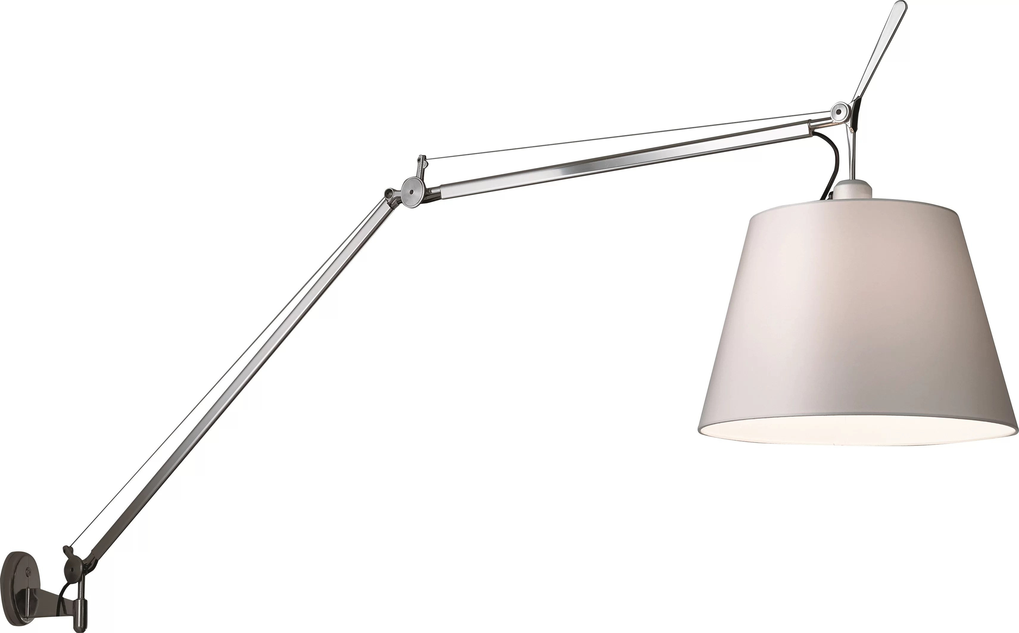 Arm Lamp Tolomeo 1 Light Swing Arm Lamp