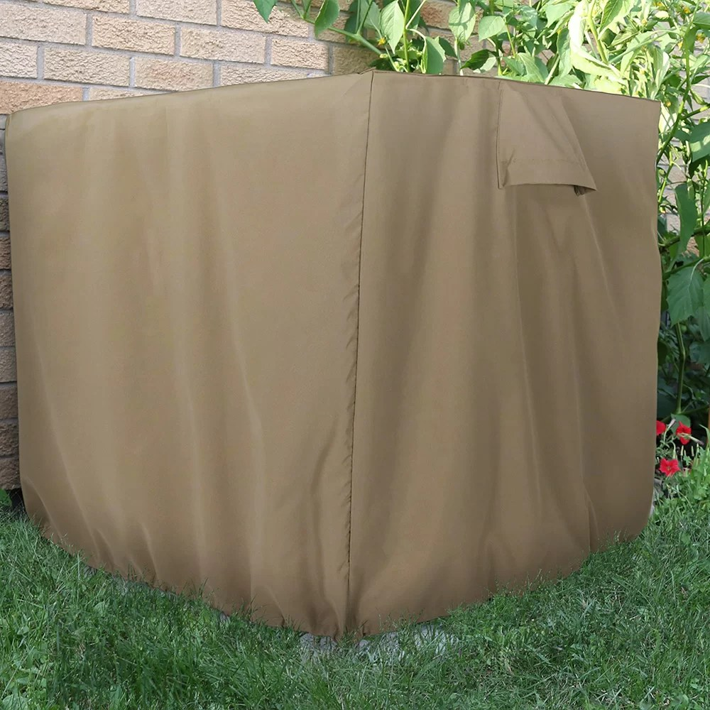 Air Conditioning Covers Heavy Duty Square Air Conditioner Cover