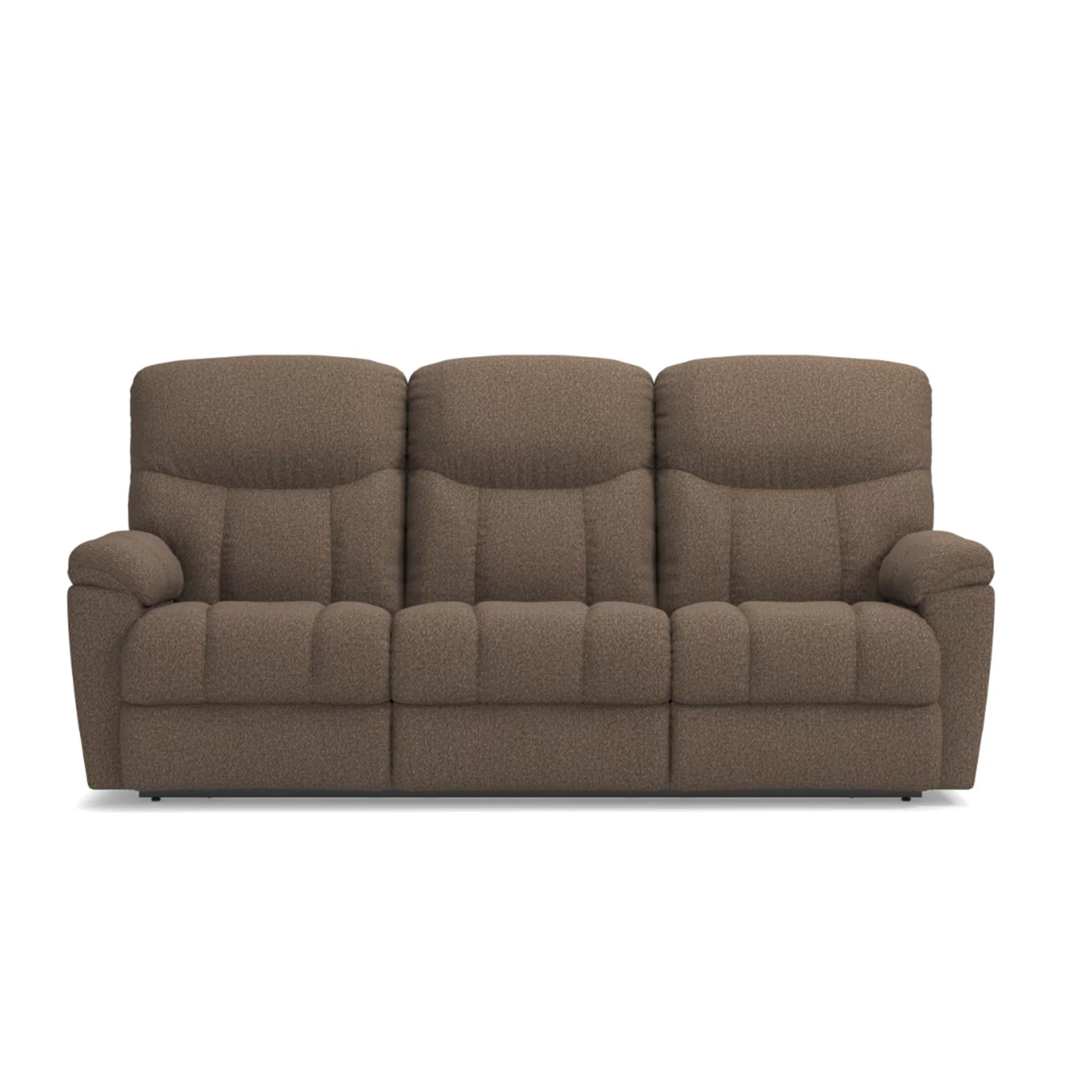 Leather Sofa La Z Boy Morrison Reclining Sofa