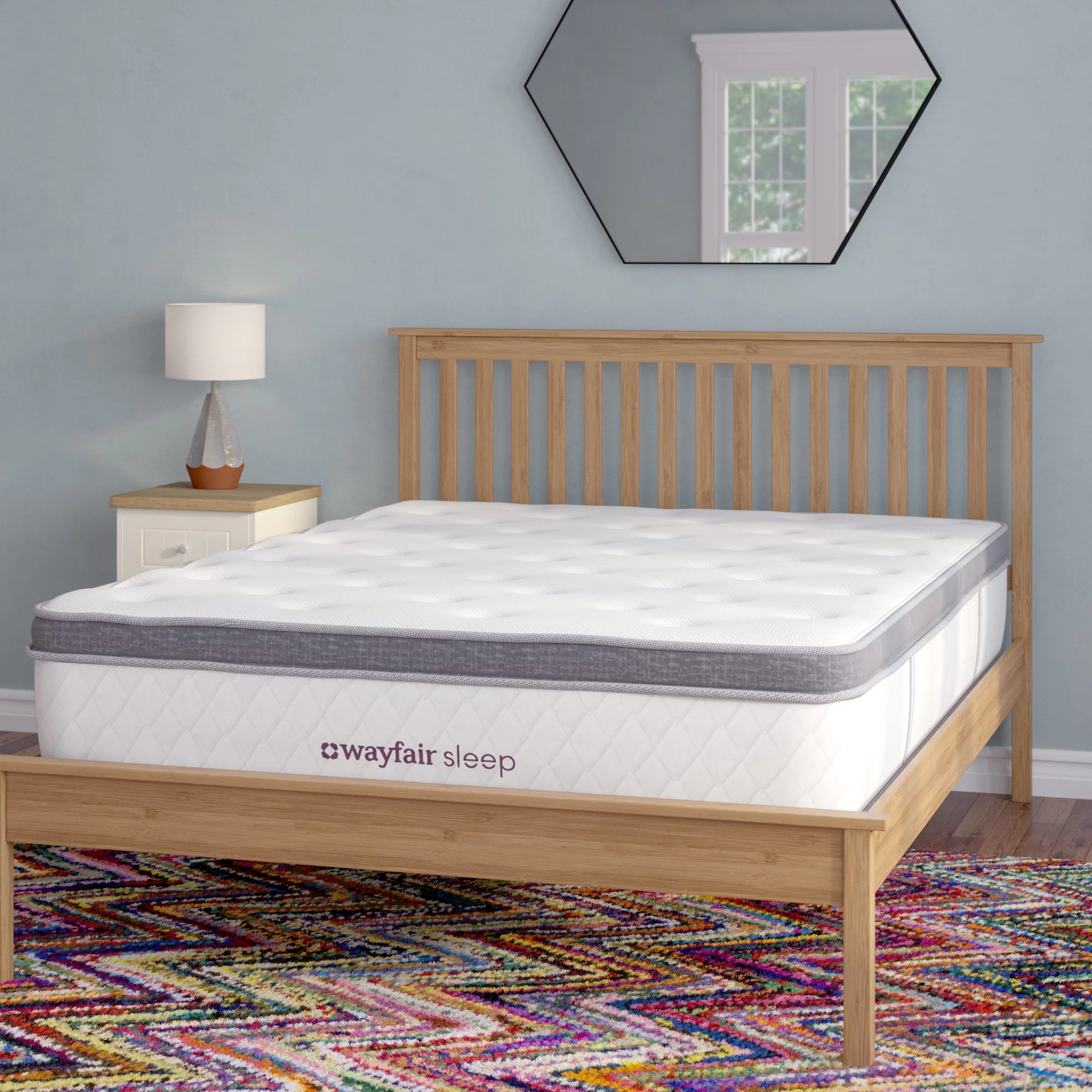 Bedroom Mattress Wayfair Sleep 13