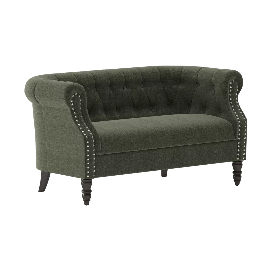 Sofa Repair Charlotte Nc Huntingdon Chesterfield Loveseat