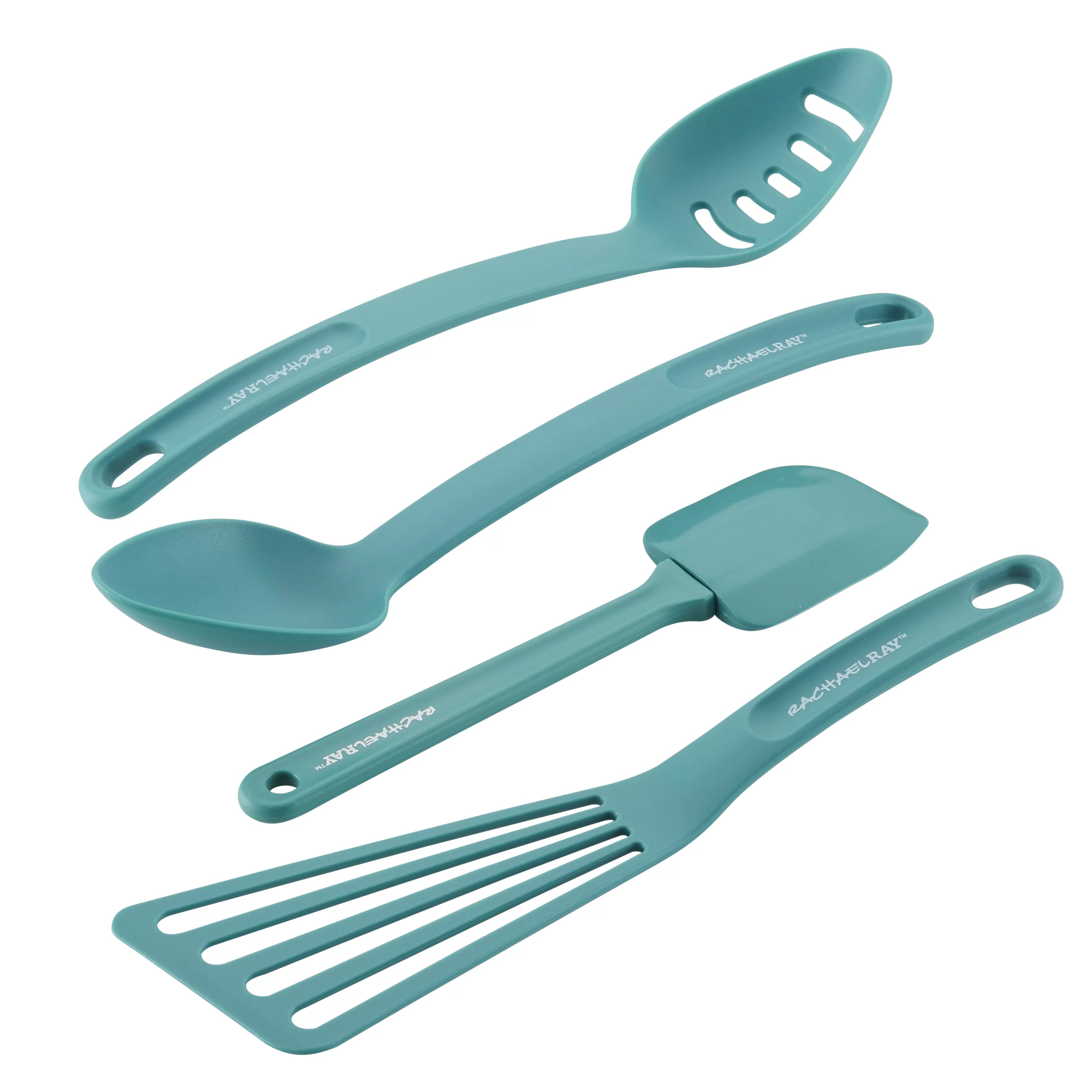 Cucina Kitchen Sign 4 Piece Cucina Nylon Nonstick Utensil Set