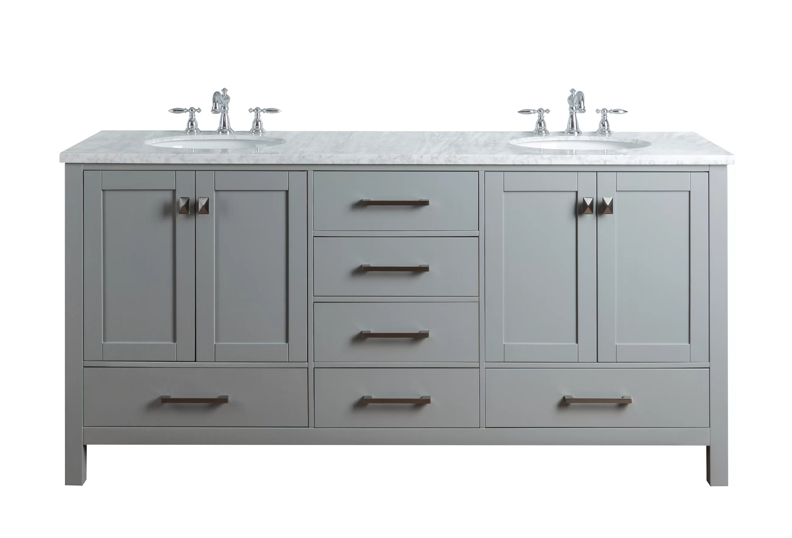 Bathroom Vanity 72 Double Sink Bowlin 72