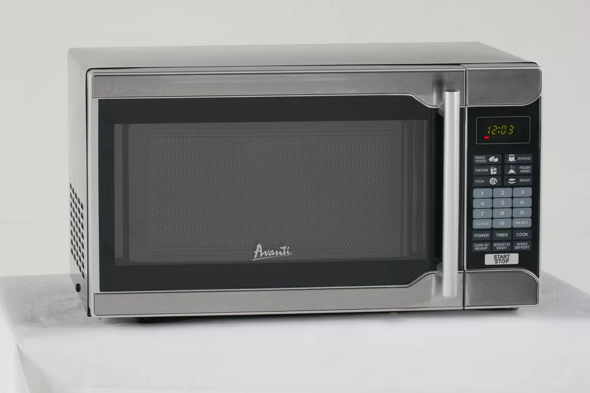 Avanti Countertop Dishwasher Avanti 19 Quot 7 Cu Ft Countertop Microwave And Reviews