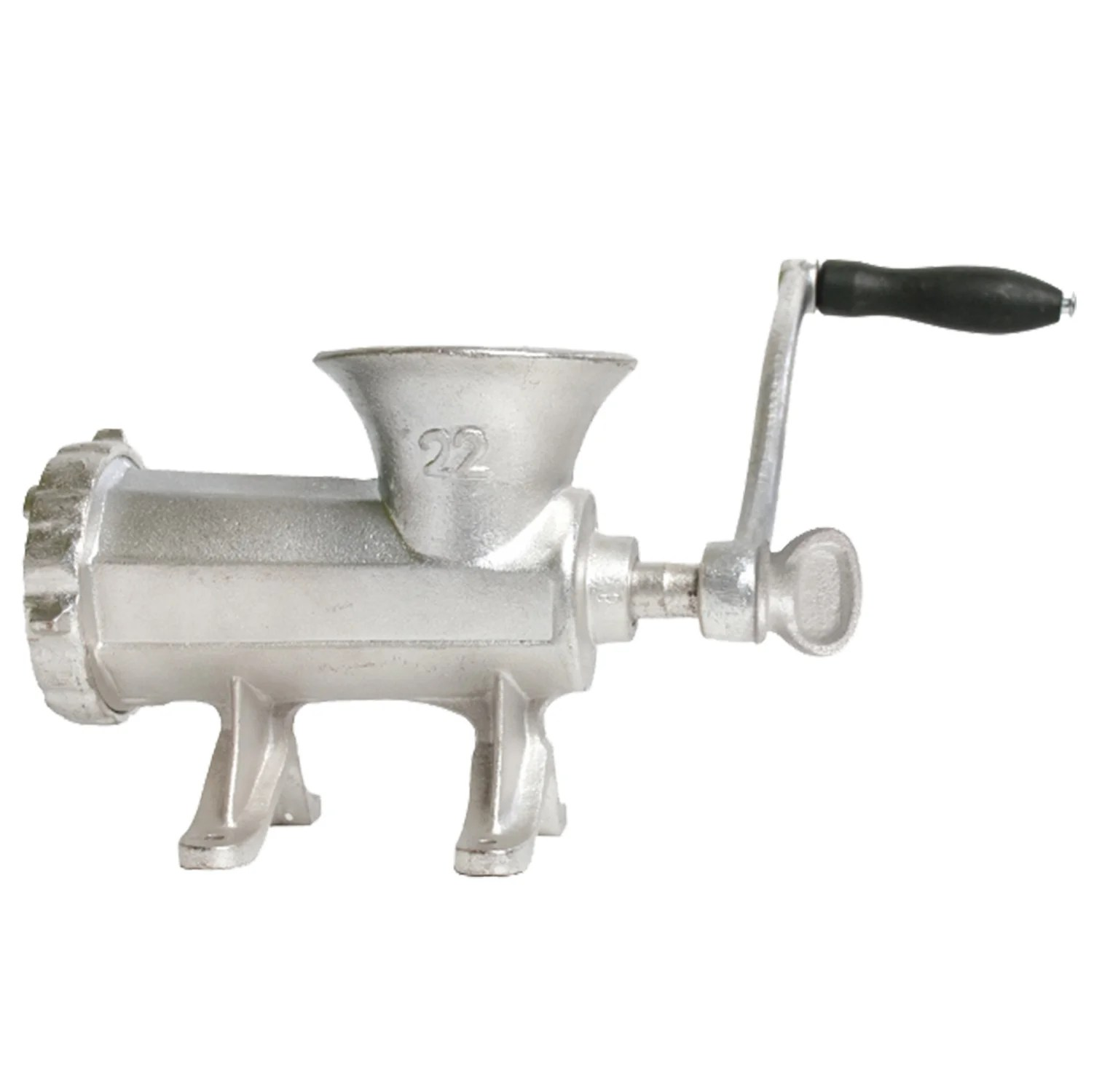 Cucina Pro Meat Grinder With Clamp Chard 22 Cast Iron Meat Grinder