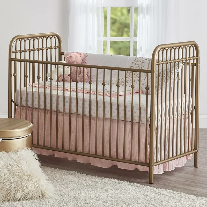 Little Seeds Monarch Hill Ivy Standard Crib Reviews
