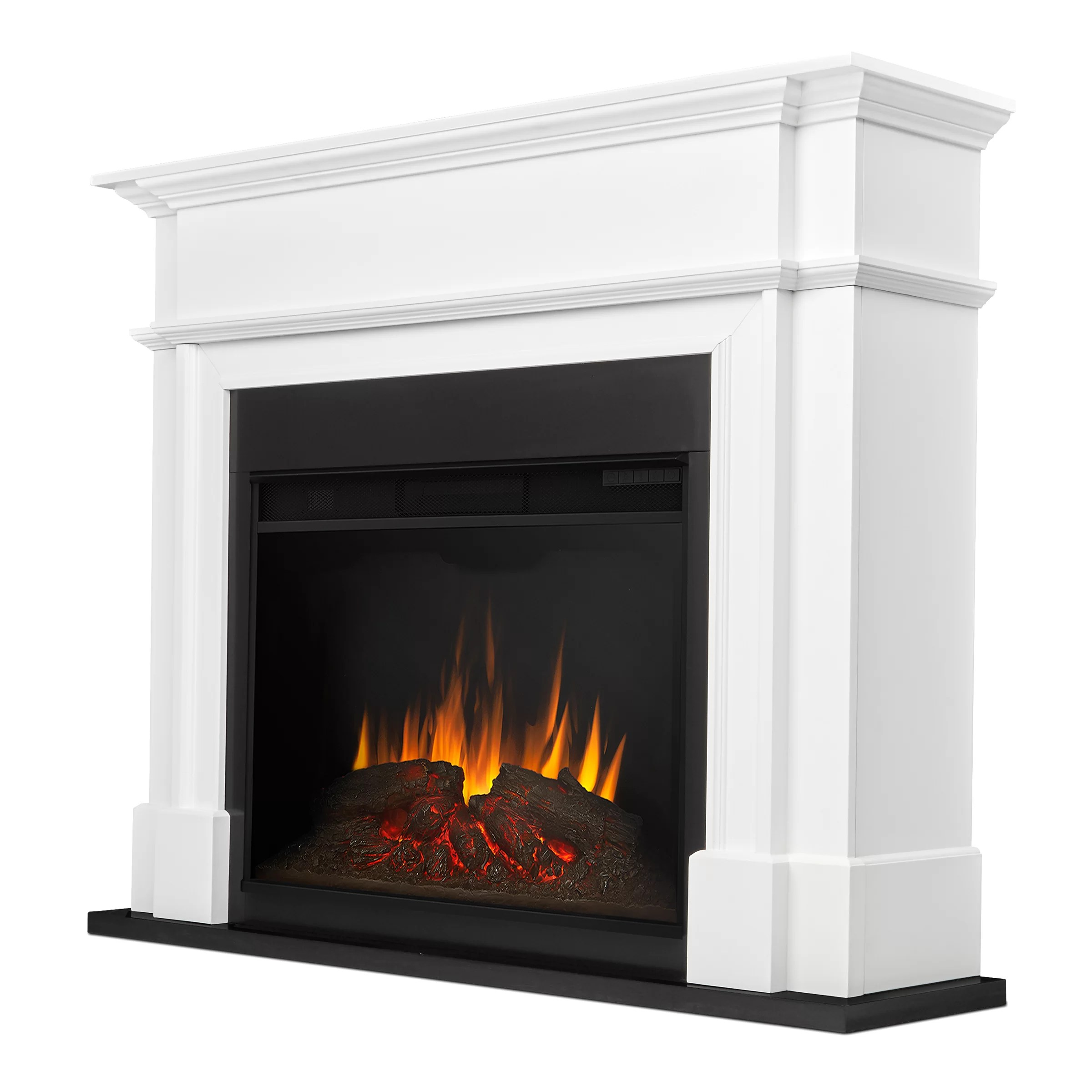 Space Heaters Fireplace Harlan Grand Electric Fireplace