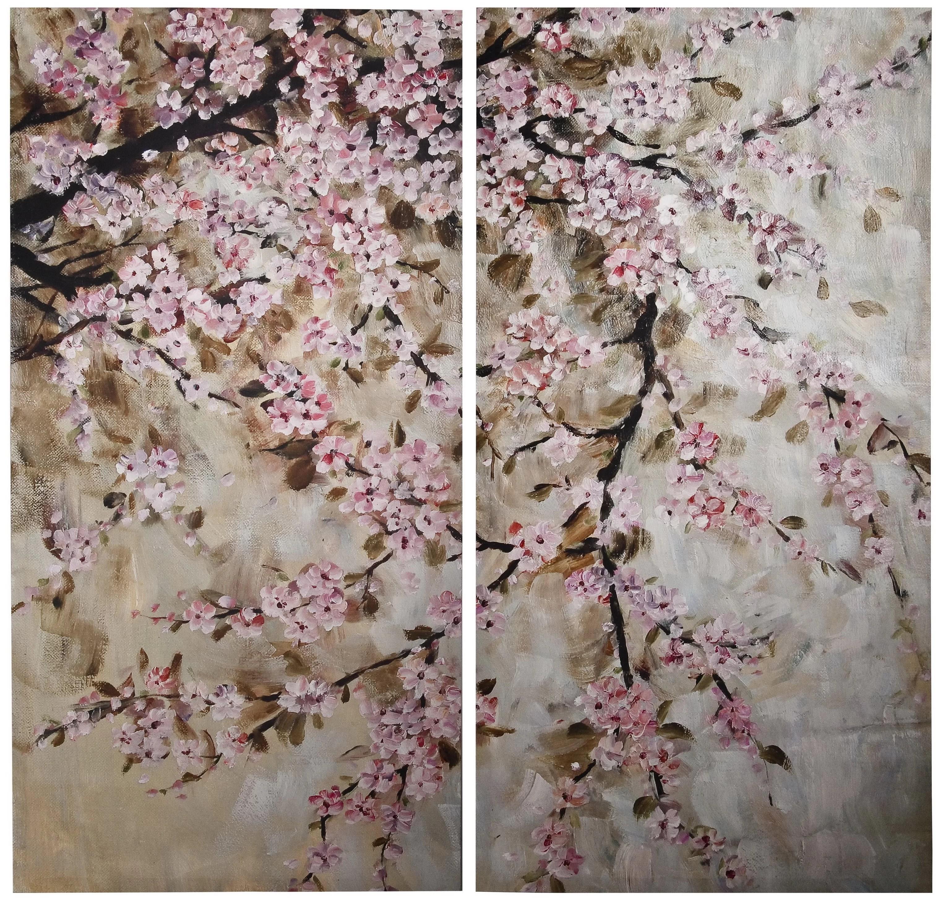 Fullsize Of Cherry Blossom Painting
