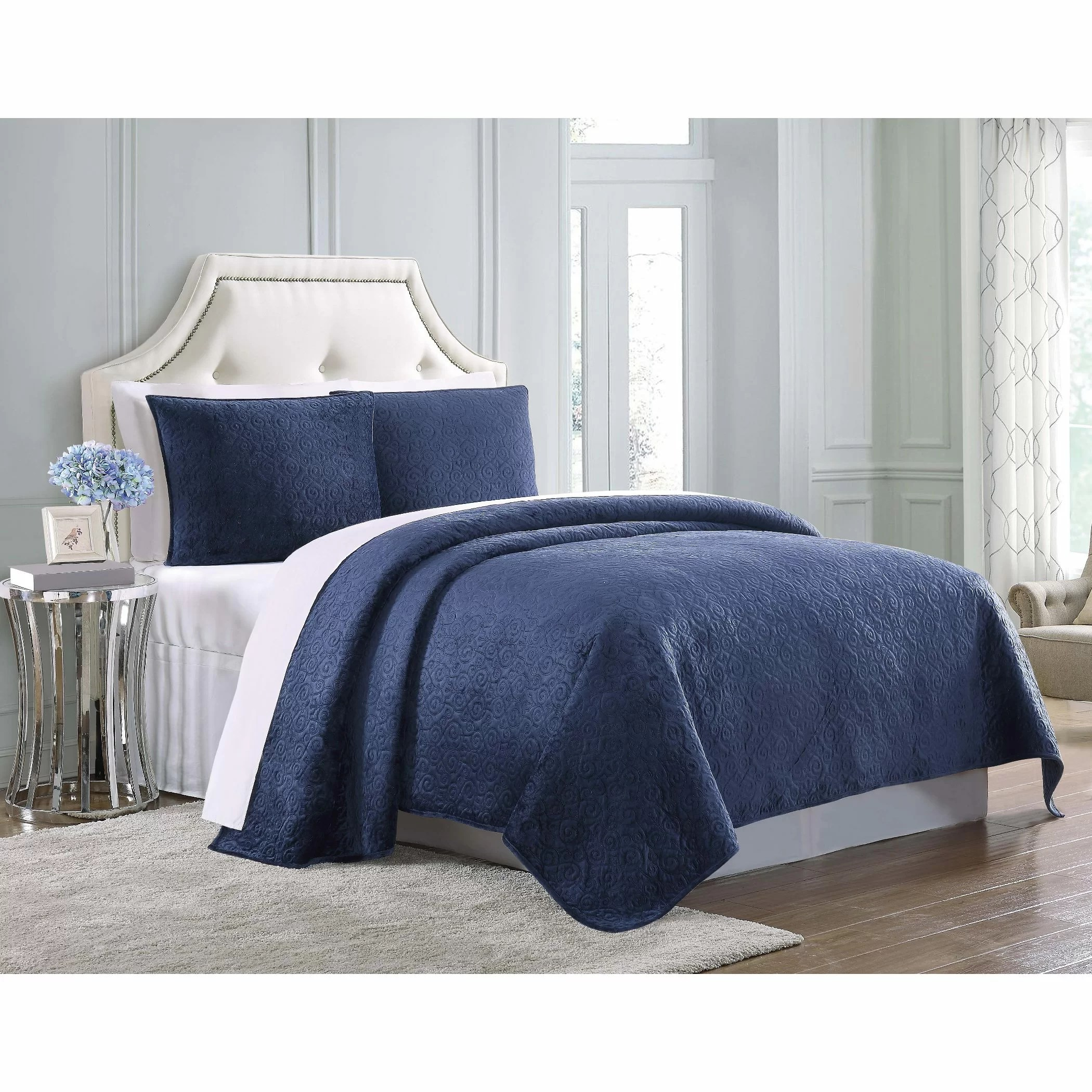 Single Coverlet Regent Single Coverlet