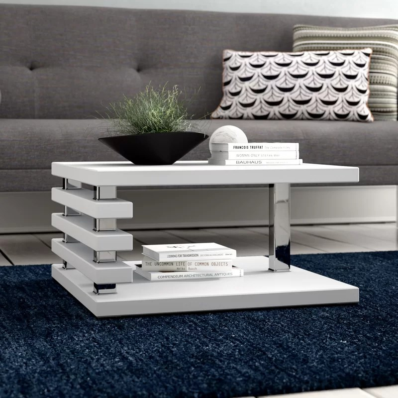 Couchtisch Slide Riley Ave. Lola Coffee Table With Storage & Reviews