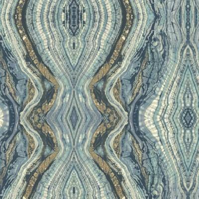 York Wallcoverings Kashmir Kaleidoscope Abstract Wallpaper & Reviews | Wayfair