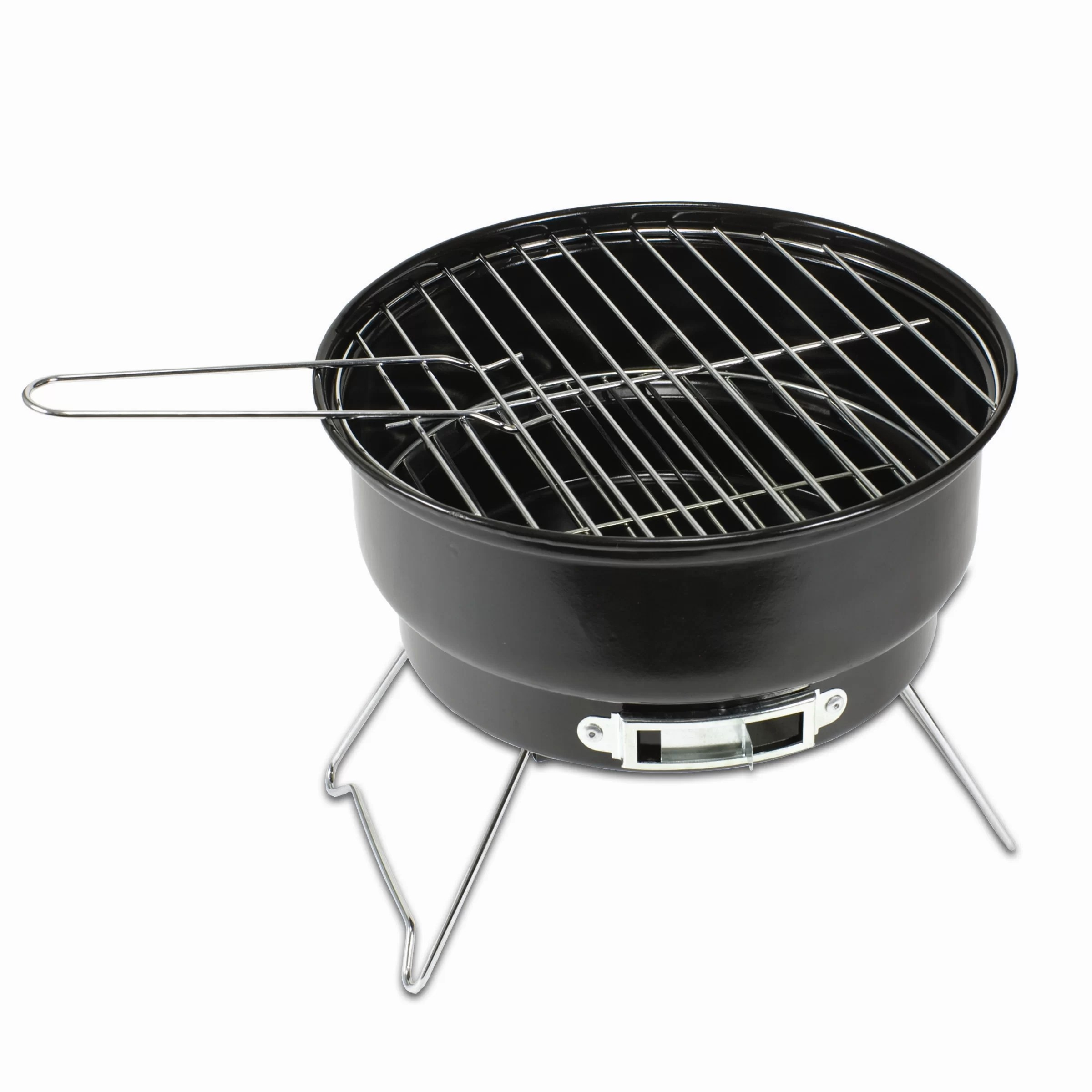 Charcoal Bbq Caliente Portable Charcoal Bbq Grill