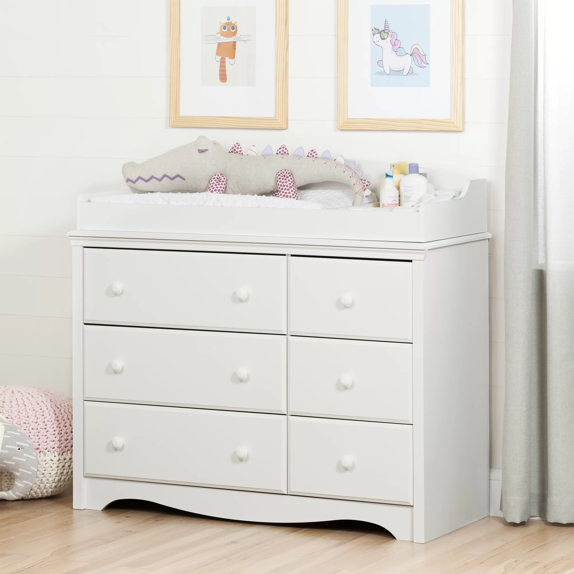 Changing Table Chest Of Drawers Angel Changing Table