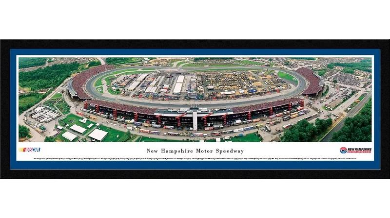 BlakewayPanoramas NASCAR New Hampshire Motor Speedway by James