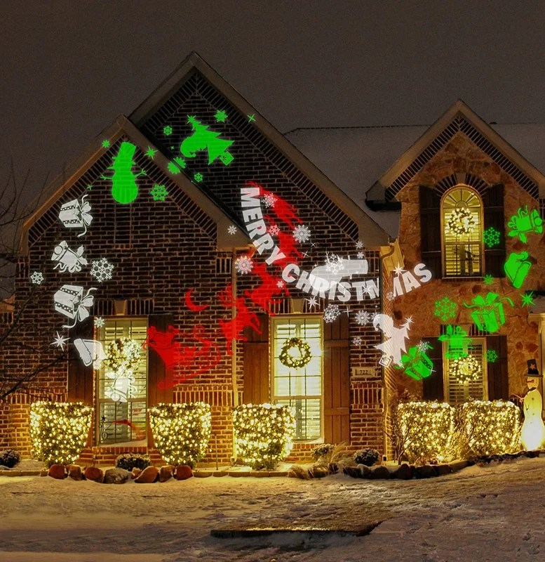 The Holiday Aisle 3 Light  - christmas decoration projector
