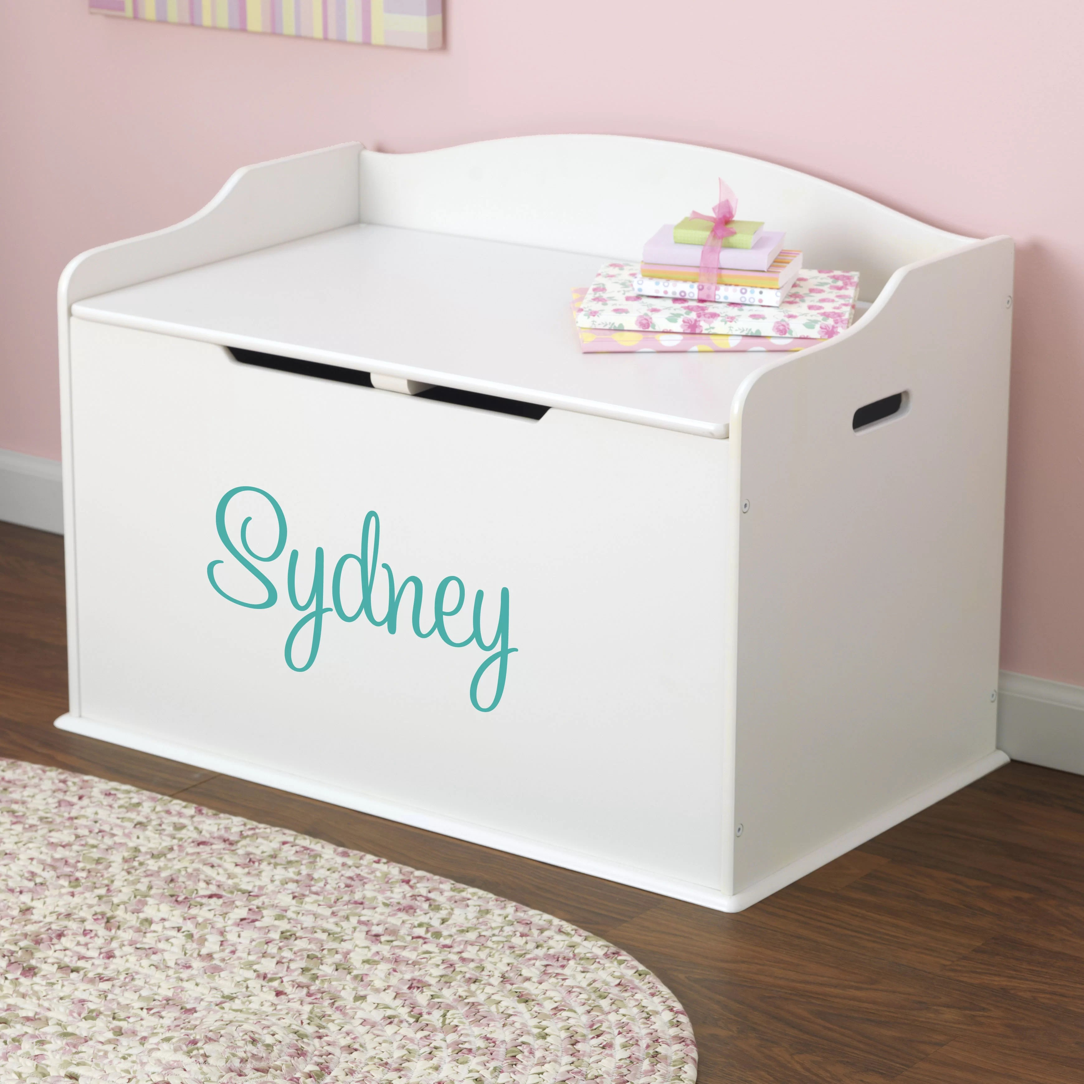 Toy Chests Personalized Toy Storage Bench