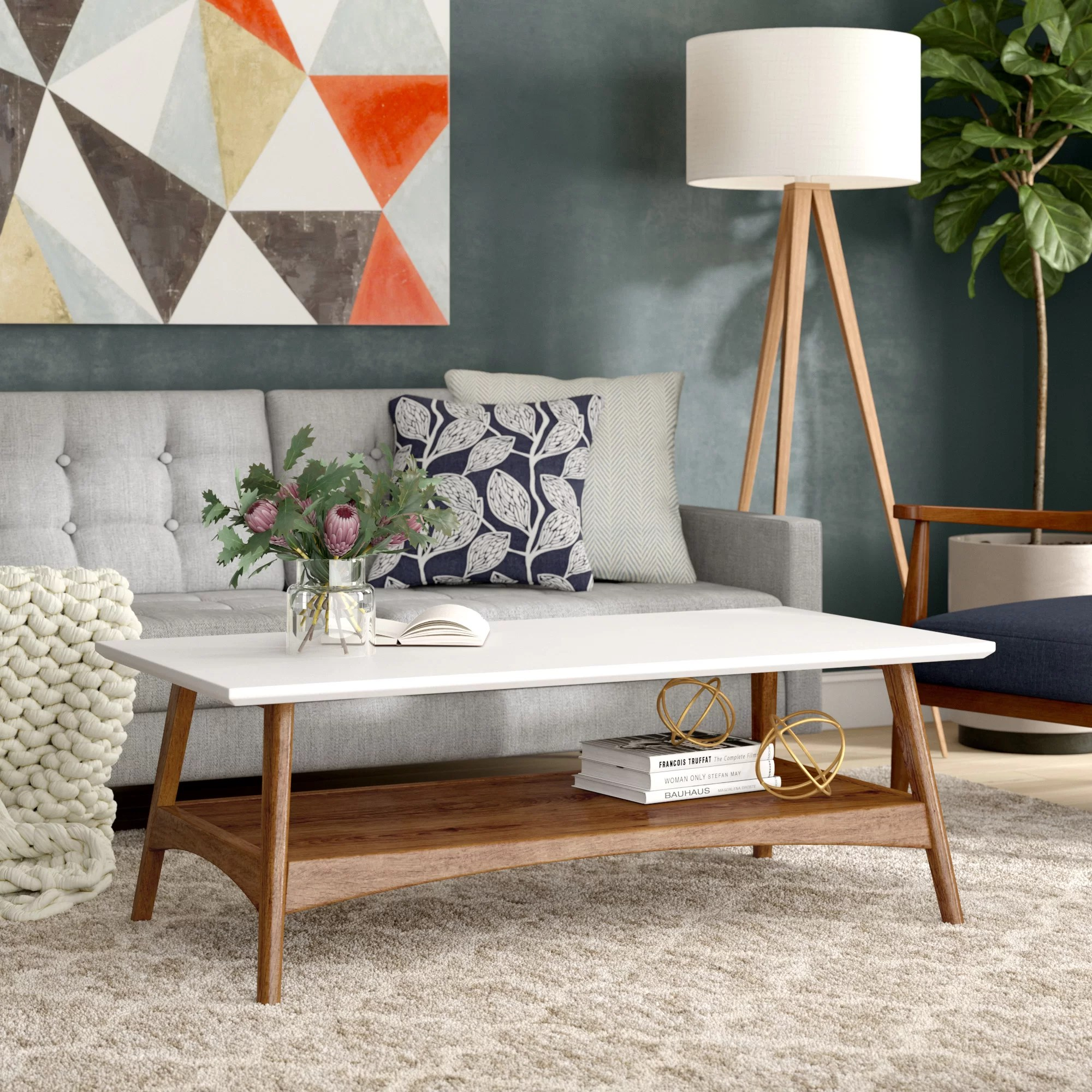 Couchtisch Bauhaus Langley Street Erin Coffee Table Reviews Wayfair