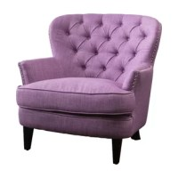 Purple Accent Chairs You'll Love | Wayfair